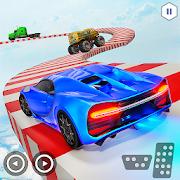 Ultimate Car Stunts - Mega Ramp Stunt Car Games-SocialPeta