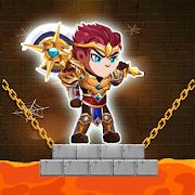 Superhero Rescue Game: Pull the pin puzzle-SocialPeta