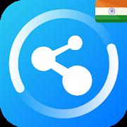 Bharat Share : Indian File Transfer App-SocialPeta