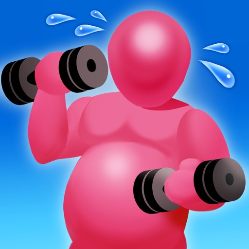 Fitness Life 3D-SocialPeta