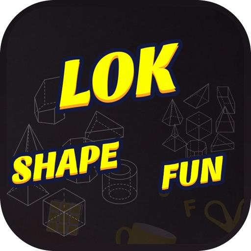 Lok Shape & Fun-SocialPeta